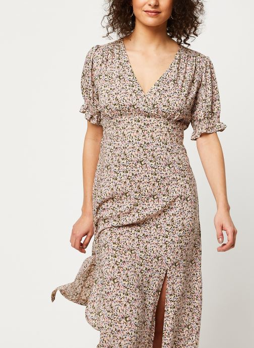 Vêtements Louche Robe Corina Primrose Rose vue droite