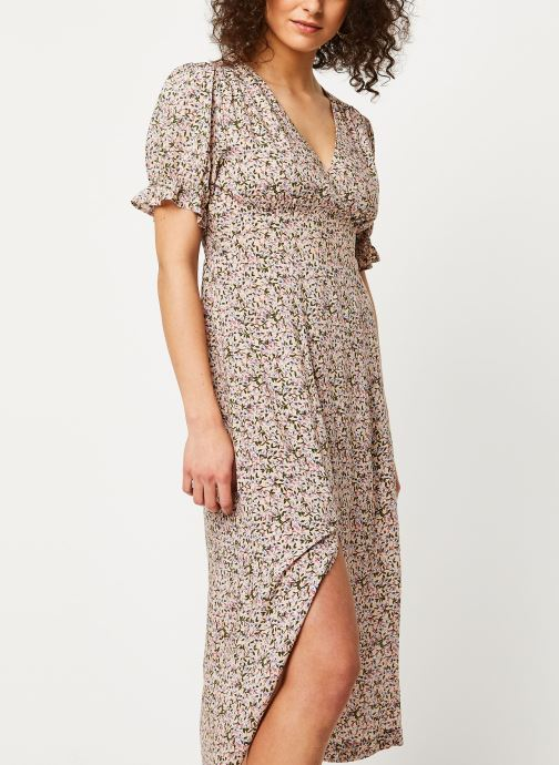 Vêtements Louche Robe Corina Primrose Rose vue détail/paire