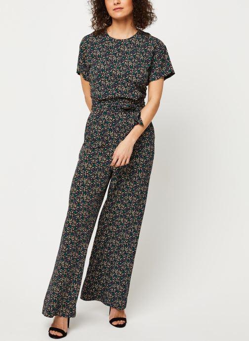 Vêtements Marie Sixtine Jumpsuit Ynaya Bleu vue bas / vue portée sac