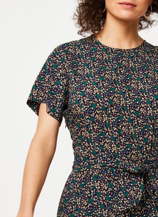 Vêtements Marie Sixtine Jumpsuit Ynaya Bleu vue face