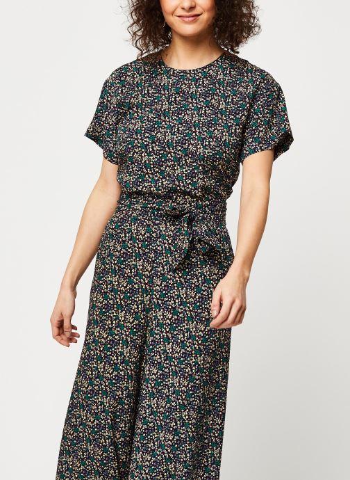 Vêtements Marie Sixtine Jumpsuit Ynaya Bleu vue droite