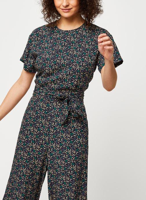 Vêtements Marie Sixtine Jumpsuit Ynaya Bleu vue détail/paire