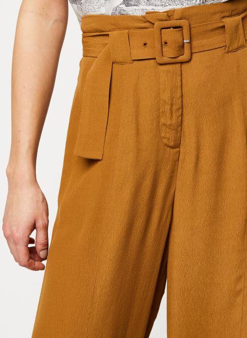 Vêtements Marie Sixtine Pants Eloi Or et bronze vue face