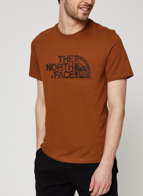 T-shirt - Woodcut Dome Tee