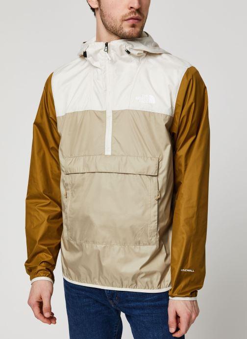 Vêtements The North Face Fanorak Beige vue droite