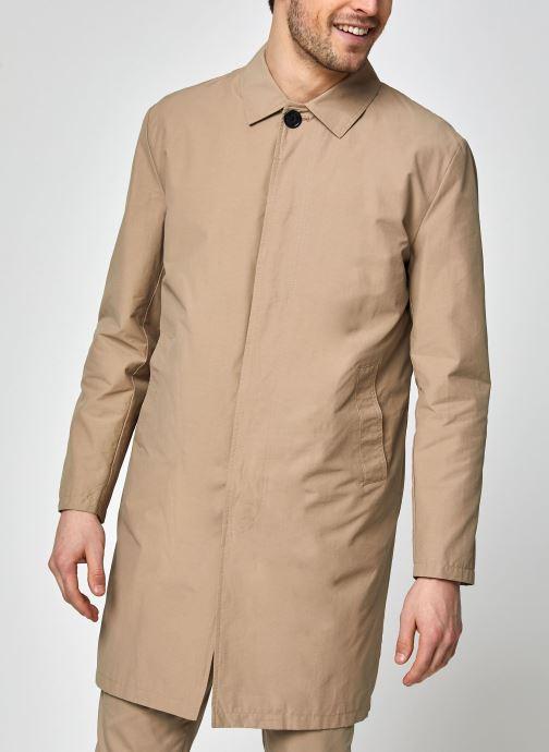 Vêtements Minimum Hector 6697 Beige vue droite