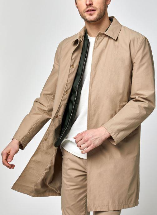 Vêtements Minimum Hector 6697 Beige vue détail/paire