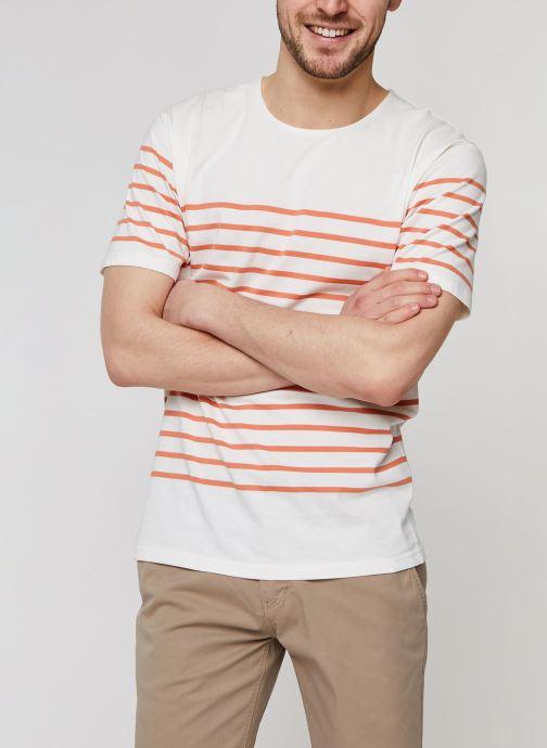 Vêtements Minimum Balser 6779 Blanc vue droite