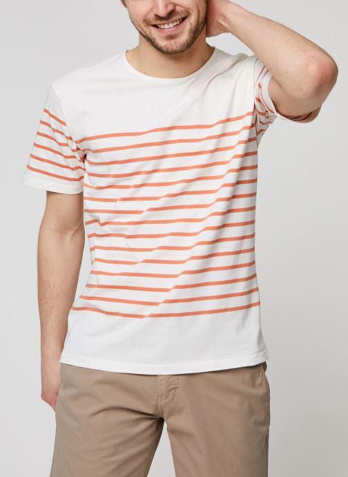 Vêtements Minimum Balser 6779 Blanc vue détail/paire