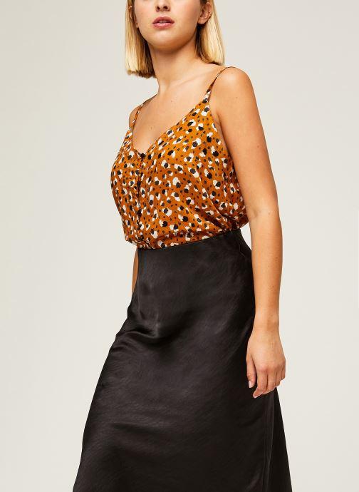 Kleding Accessoires Top Hortense Leopard