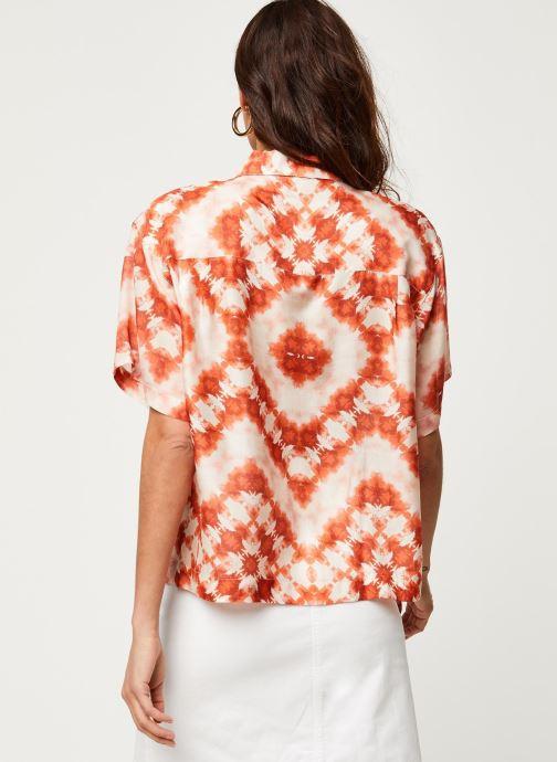 Stella Forest Chemise Carre Janis (Orange) - Vêtements chez Sarenza (439370)