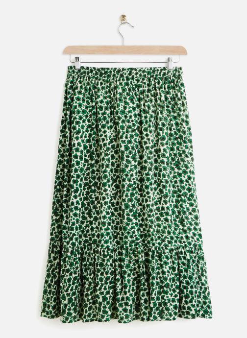 Vêtements Stella Forest JUPE LONGUE MARGOT Vert vue bas / vue portée sac