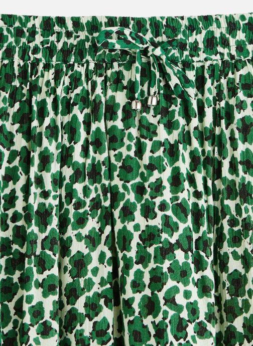 Vêtements Stella Forest JUPE LONGUE MARGOT Vert vue portées chaussures