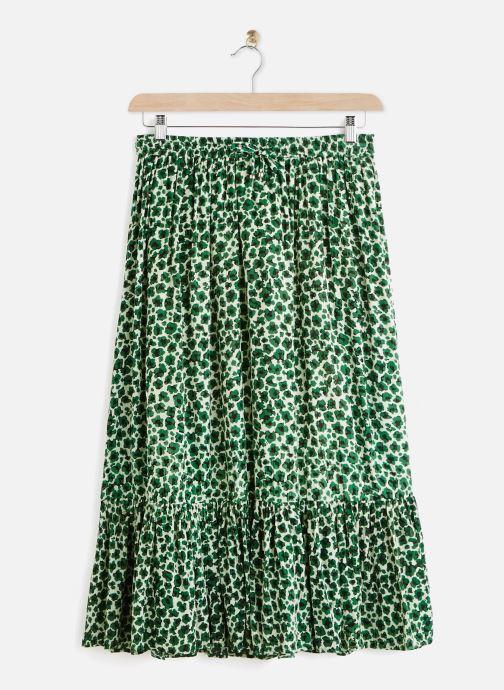 Vêtements Stella Forest JUPE LONGUE MARGOT Vert vue détail/paire
