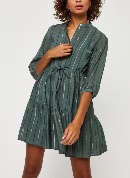Vêtements Vero Moda Robe Vmovida Vert vue détail/paire