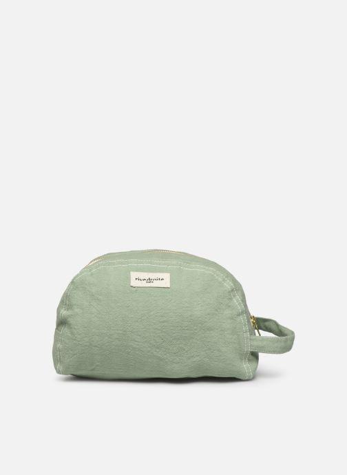 Bagages RIVE DROITE PARIS HERMEL TOILETRY BAG Vert vue détail/paire