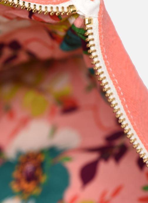 Portemonnaies & Clutches RIVE DROITE PARIS BARBETTE COOL POUCH rosa ansicht von hinten