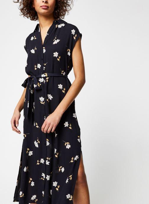 Vêtements Billabong Robe Little Flirt Noir vue droite