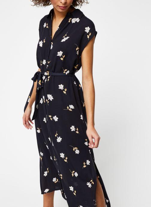 Vêtements Billabong Robe Little Flirt Noir vue détail/paire