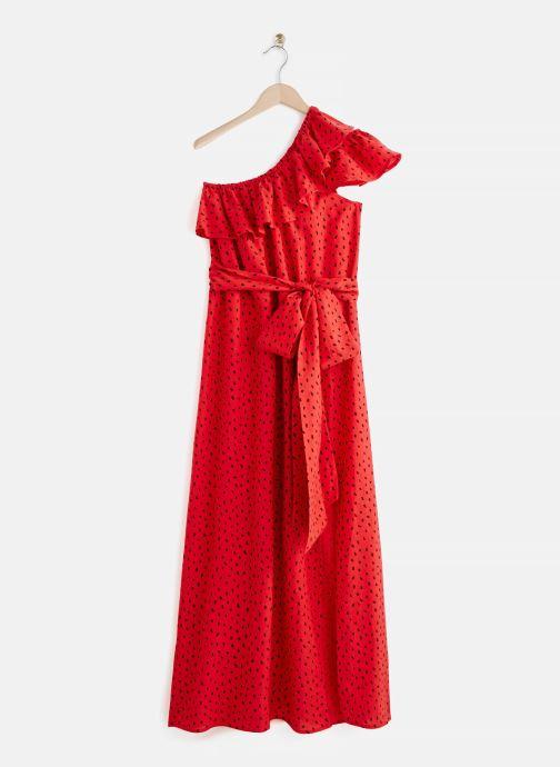 Vêtements Billabong Billabong X Sincerely Jules  Your Side Rouge vue détail/paire