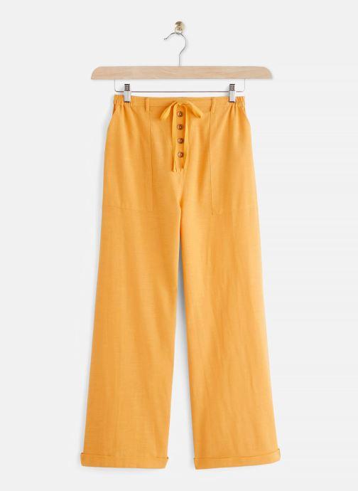 Vêtements Billabong Billabong X Sincerely Jules Bring On Jaune vue détail/paire