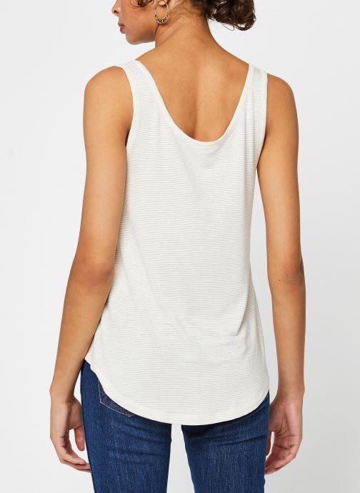 Pieces Top - Tank Top PCBILLO (Blanc) - Vêtements chez Sarenza (439519) ScBbK