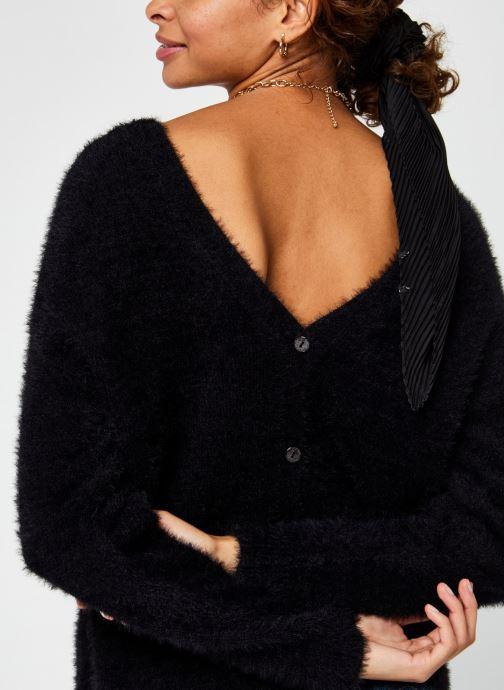 Vêtements Pieces Pullover PCHILJA Noir vue face