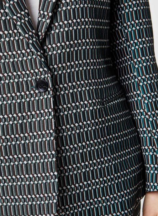 Vêtements MKT Studio Jacket Valuse Vert vue face