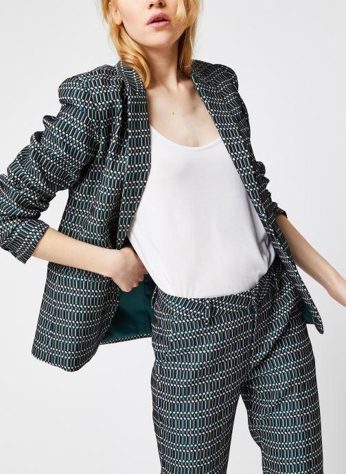 Vêtements MKT Studio Jacket Valuse Vert vue détail/paire