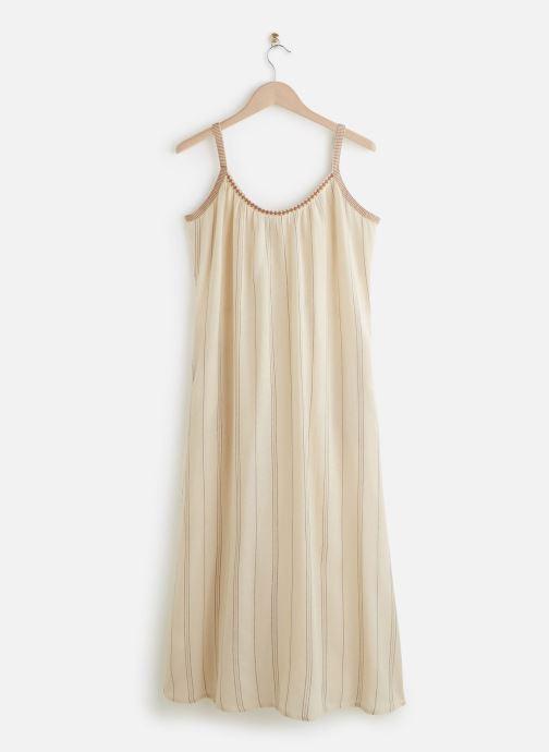 MKT Studio Robe midi - Dress Ropili (Beige) - Vêtements (439555)