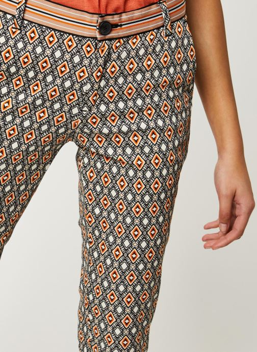 Vêtements MKT Studio Pants Papillon Bleu vue face