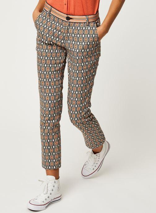 Vêtements MKT Studio Pants Papillon Bleu vue détail/paire