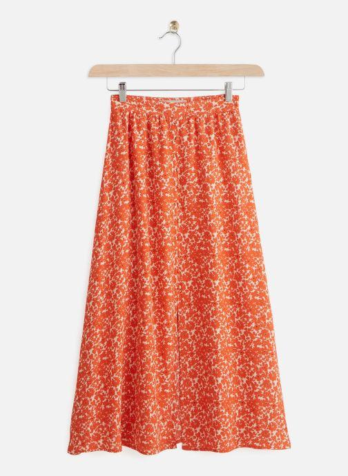Vêtements MKT Studio Skirt Japoni Orange vue détail/paire