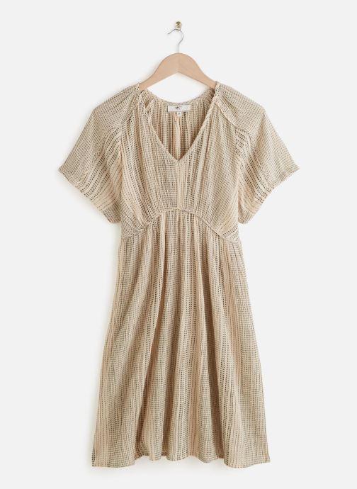 Vêtements MKT Studio Dress Rinina Beige vue détail/paire