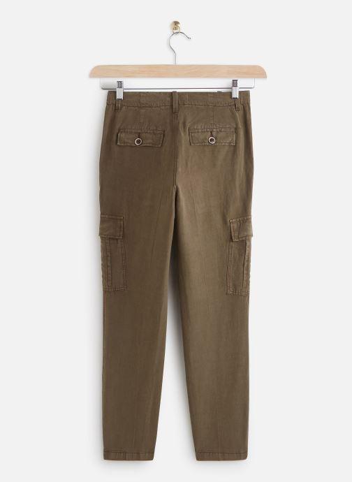 Vêtements MKT Studio Pants Patya Vert vue bas / vue portée sac