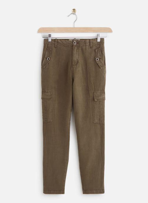 Vêtements MKT Studio Pants Patya Vert vue détail/paire