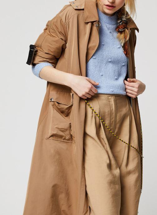 Vêtements Oakwood COSMIC Beige vue détail/paire