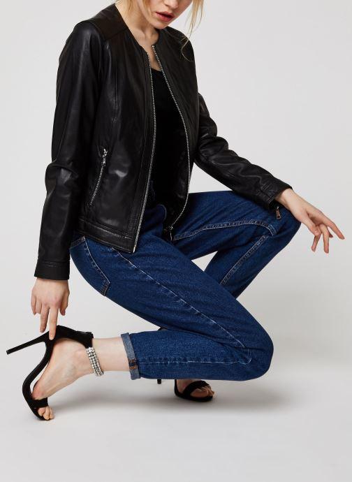 Vêtements Oakwood MICHELLE Noir vue bas / vue portée sac