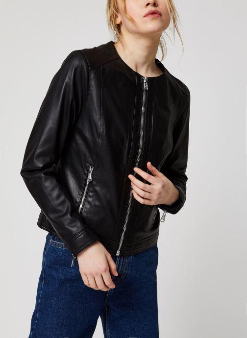 Vêtements Oakwood MICHELLE Noir vue droite