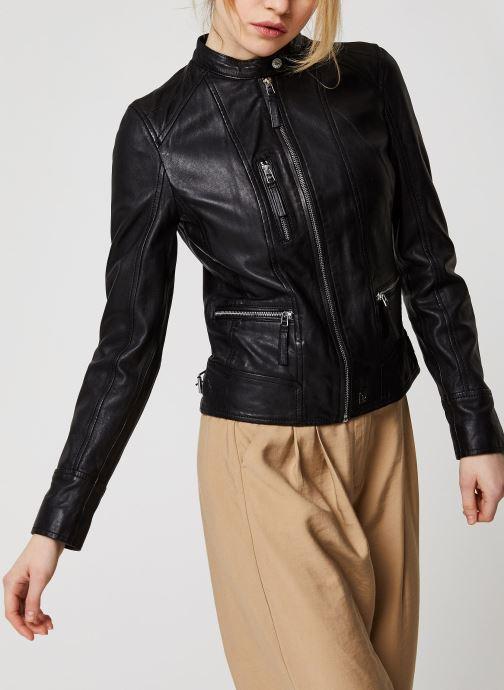 Vêtements Oakwood EACH Noir vue droite