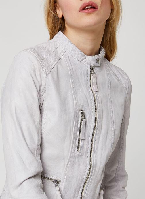 Vêtements Oakwood EACH Blanc vue face