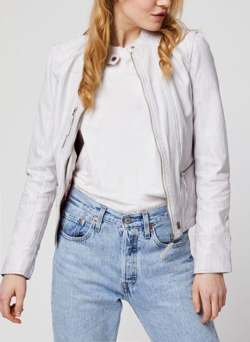 Vêtements Oakwood EACH Blanc vue détail/paire