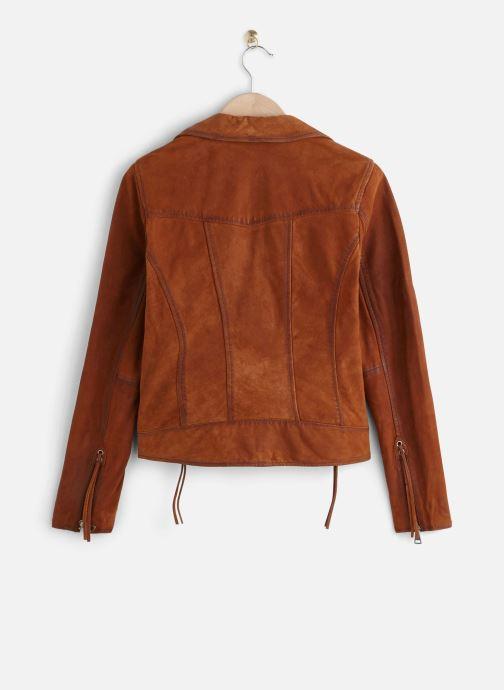 Vêtements Oakwood ANGIE Marron vue bas / vue portée sac