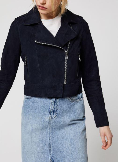 Vêtements Oakwood ZULINA Bleu vue droite