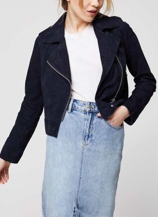 Vêtements Oakwood ZULINA Bleu vue détail/paire