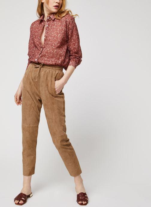 Vêtements Oakwood GIFT Beige vue bas / vue portée sac
