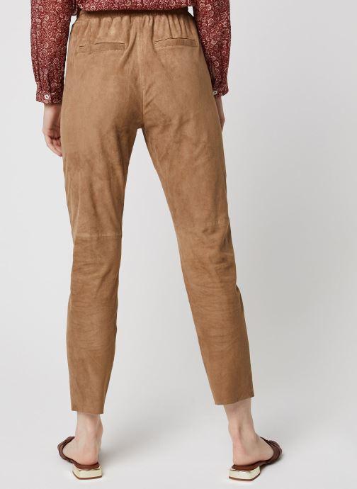 Vêtements Oakwood GIFT Beige vue portées chaussures