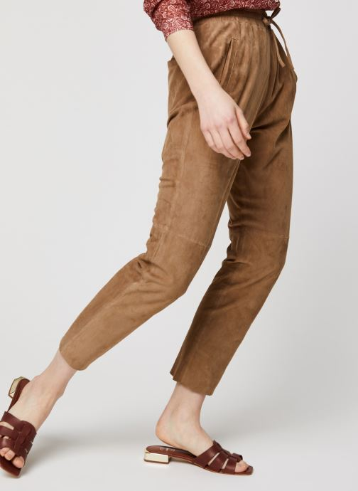 Vêtements Oakwood GIFT Beige vue détail/paire