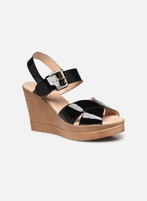 Sandali e scarpe aperte Bluegenex B-2118 Nero vedi dettaglio/paio