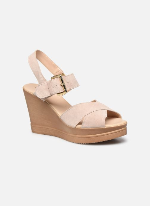 Sandali e scarpe aperte Bluegenex B-2118 Beige vedi dettaglio/paio